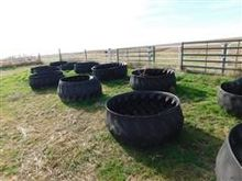 Tire  Feed Bunks