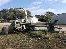 John Deere 3940 Pull Type Silag