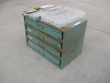 4 Drawer Supply Cabinet