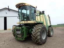 2005 Krone V12 Forage Harvester