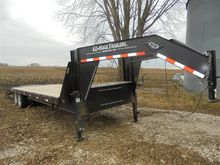 2013 EZ Loader Gooseneck Drop D