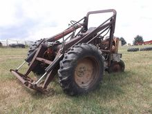 Allis Chalmers Reversed WC 2WD