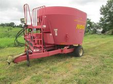 2004 NDE 802 Vertical Mix TMR F