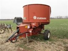 Hesston BP20 Bale Processor