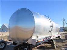 3200 Gallon Stain Steel Water T