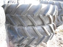 Michelin Rear AgriBib Duals on
