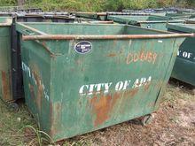 2 Yd Rear Load Dumpsters