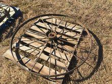 Steel Implement Wheels