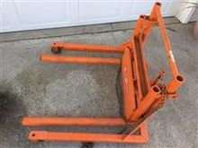 Hein-Werner Dual Wheel Changer