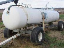 1981 Anhydrous Ammonia tank