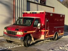 1994 Ford E 350 Ambulance