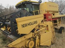 1985 New Holland TR86 Combine &