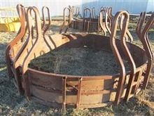 Tombstone Saver Round Bale Feed