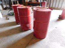Valley Equipment Bulk Oil Barre