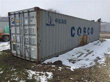 2006 Cimc CG40/15C Shipping Con