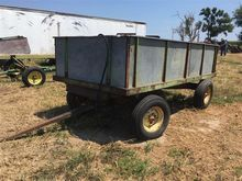 Heider Dump Wagon Grain Cart On