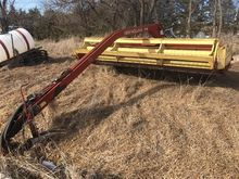 New Holland 114 Swather