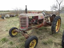 1940 Massey Harris 101 Super 2W