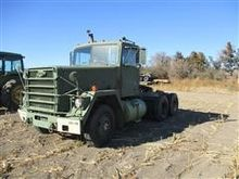 1981 AM General M915A Tractor T