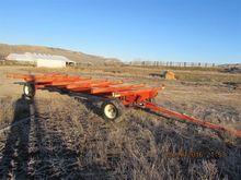 Horst 25 adj Hay Wagon