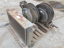 Hydraulic Hose Reels & Cooler w