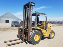 Used Caterpiller RC6