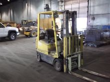 2003 Hyster S30XM Forklift