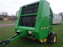 Used John Deere 535