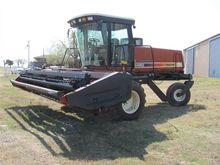 2003 Hesston 8450 Self-Propelle