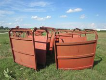 Cattle Processing Fence