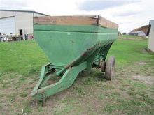 Shop Built Auger Wagon
