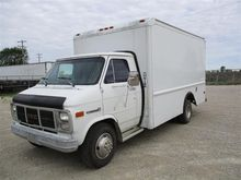 1991 GMC Vandura 3500 Box Van
