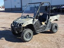 2009 Yamaha Rhino 700 UTV