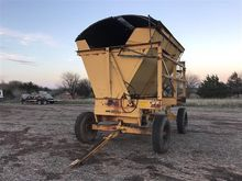 Du-Al 5100 Pull Type Dump Wagon