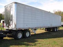 1988 Dorsey Dry Van Trailer
