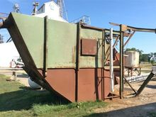 Feed Storage Double Hopper