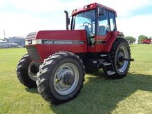 1992 Case IH 7140 Magnum Row Cr