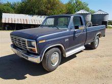 1985 Ford F250 Pickup