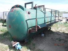 1,750 Gallon Water Storage Tank