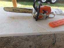 2016 Stihl MS 391 Chain Saw