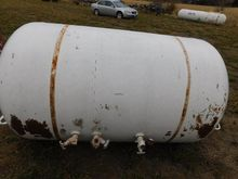 Anhydrous Applicator Tank