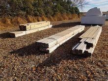 Bundles Of Lumber