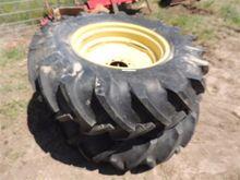 14.9-26 Combine Tires w/Rims