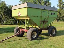 Parker J2500 Gravity Box/Wagon