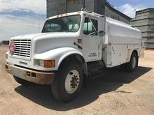 1992 International 4900 Fuel Tr