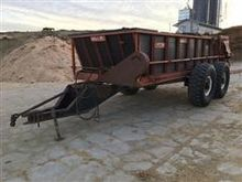 Spread-All TR 20T T/A Manure Sp