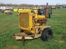 Cat 3208 Irrigation Power Unit