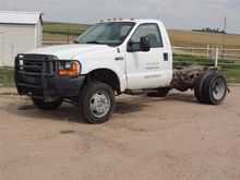2000 Ford F-450 4x4 Cab & Chass