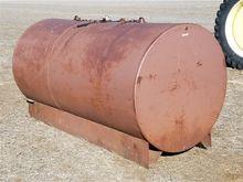 Used Steel Tank in R