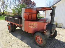 1928 Foden Steam Lorry Replicat